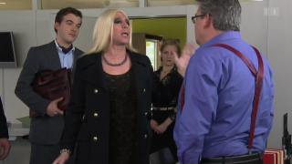 Video «Donatella will ans WEF» abspielen