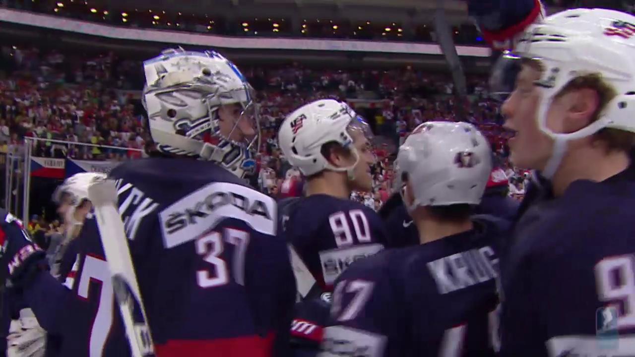 Eishockey: WM 2015, Kleiner Final, USA - Tschechien, Live-Highlights