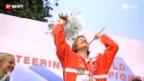 Video «Die beeindruckende Karriere vom Simone Niggli» abspielen