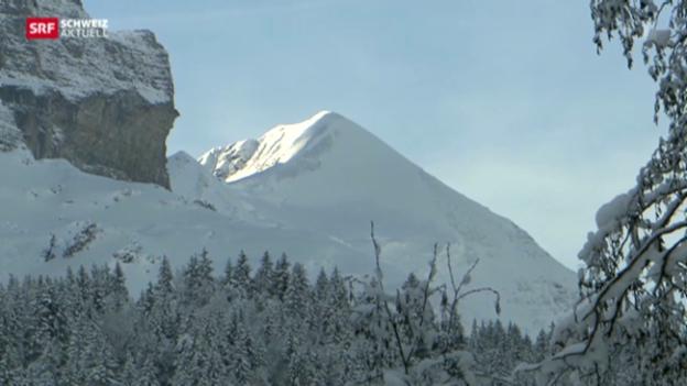 Video «Schweiz aktuell vom 19.12.2012» abspielen