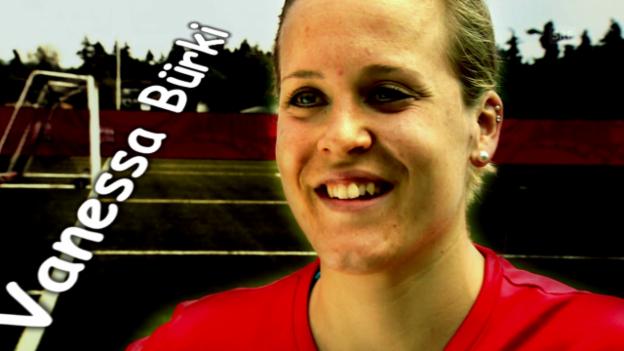 Video «Fussball: Frauen-WM, Quiz mit Bürki, Moser und Zehnder» abspielen