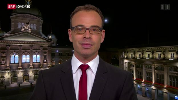 Video «Einschätzungen von Bundeshausredaktor Michael Steiner» abspielen