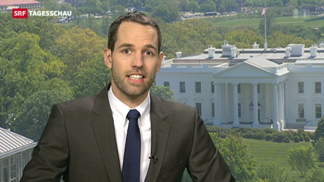 SRF-Korrespondent Arthur Honegger zur Zurückhaltung der USA bei Syrien