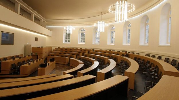 Das Aargauer Parlament arbeitet, auch ohne Sitzungen (Alex Moser, 15.05.2013)