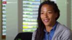 Video «Fussball: Porträt Eseosa Mandy Aigbogun» abspielen