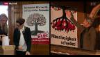 Video «Masseneinwanderung oder Abschottung?» abspielen