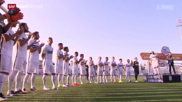 Video «Fussball: Neuer Investor beim FC Wil» abspielen
