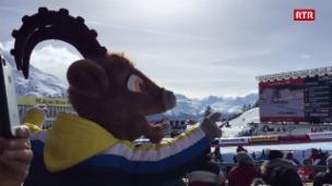 Laschar ir video «Sin il trot cun Moritz»