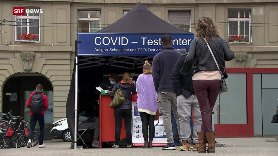 Bund und Kantone verschärfen Test-Vorschriften