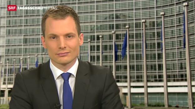 Video ««Die verhasste Austerität wird deutlich aufgeweicht.» (Jonas Projer)» abspielen