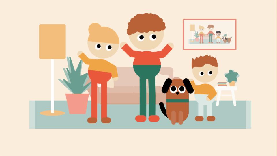 Meine Familie und ich: Adoptivfamilie (4/5)