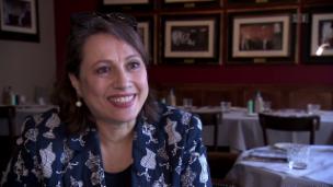 Video «CVP mit Frauenpower, Brigitte Häberli, Antisemitismus, Rakka» abspielen