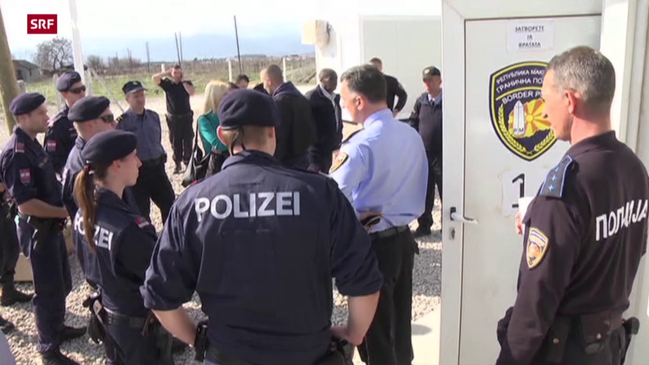 Österreichs Alleingang in der Flüchtlingskrise