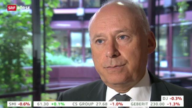 Video «SRF Börse vom 21.08.2013» abspielen