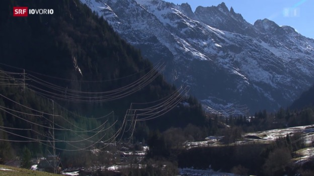 Video «Neuer Tunnel soll Grimsel-Massiv durchqueren» abspielen