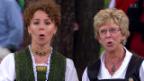 Video «Jodelduett Marie-Theres von Gunten & Nadja Räss» abspielen