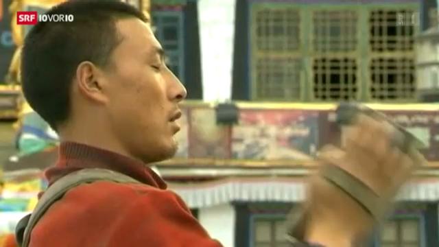 Selbstverbrennungen aus Protest in Tibet
