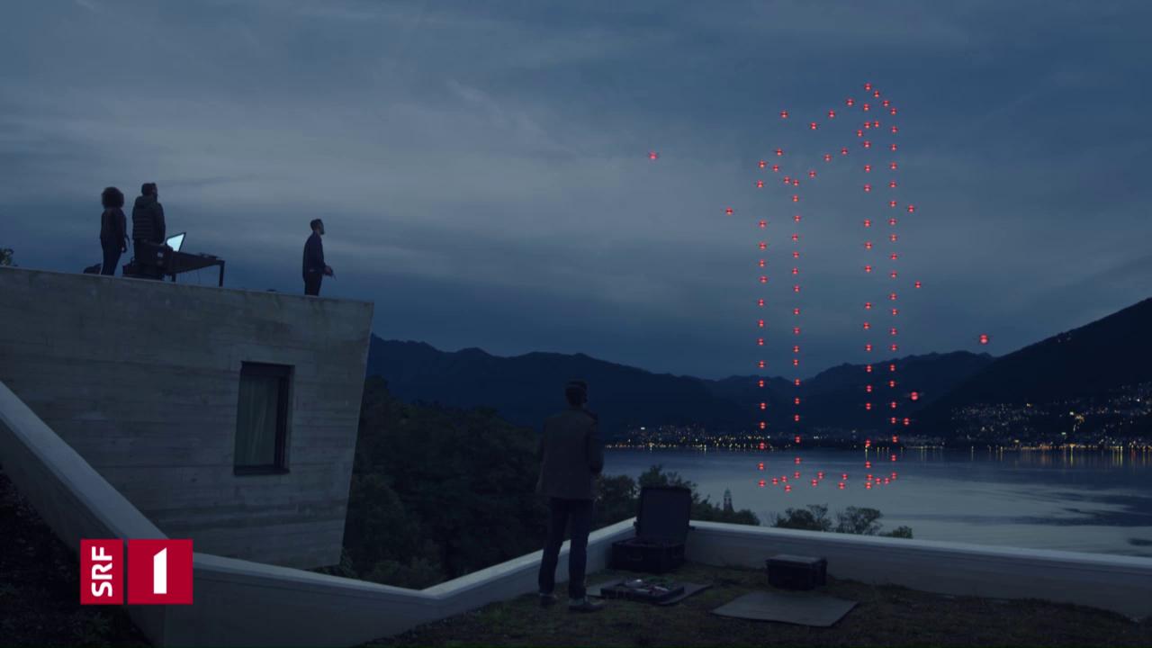 Station Ident SRF 1: Drohne