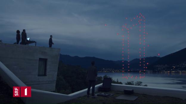 Video «Station Ident SRF 1: Drohne» abspielen