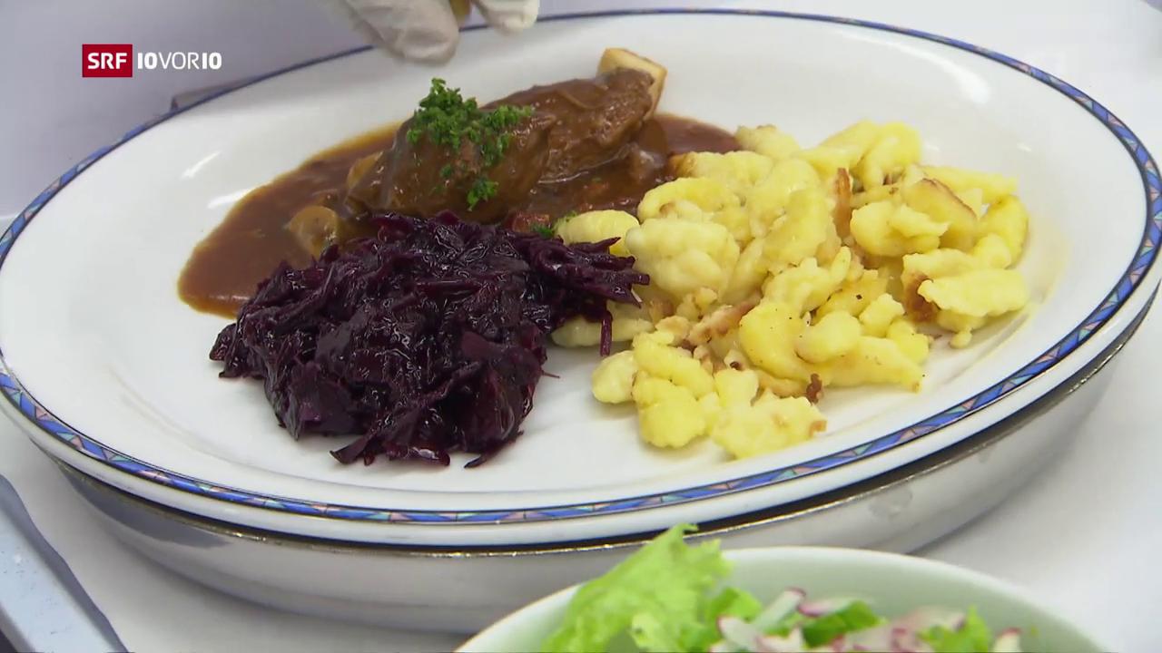 Kantonsspital Luzern kämpft gegen Foodwaste