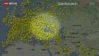 Video «Das Risiko im Luftraum» abspielen