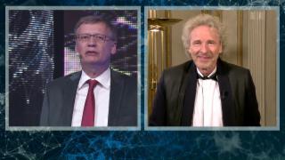 Video «Heinzmann & a-ha: Preisregen an den Regenbogen Awards» abspielen