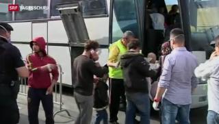 Video «So viele Flüchtlinge wie noch nie » abspielen