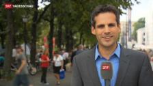 Video «Einschätzung von SRF-Sonderkorrespondent Marcel Anderwert, Oslo» abspielen