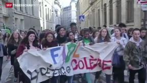 Video «Roma-Ausschaffung in Frankreich» abspielen