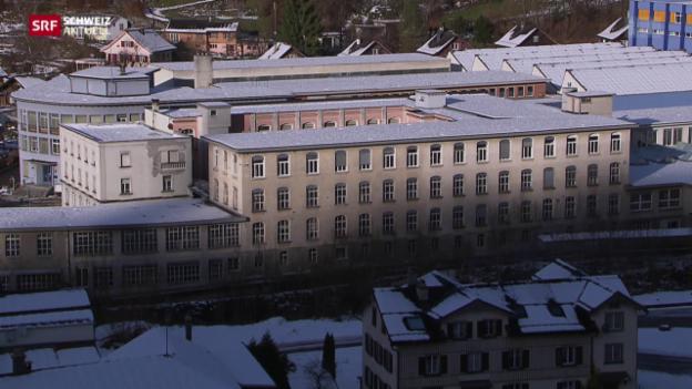 Video «Schweiz aktuell vom 02.12.2015» abspielen
