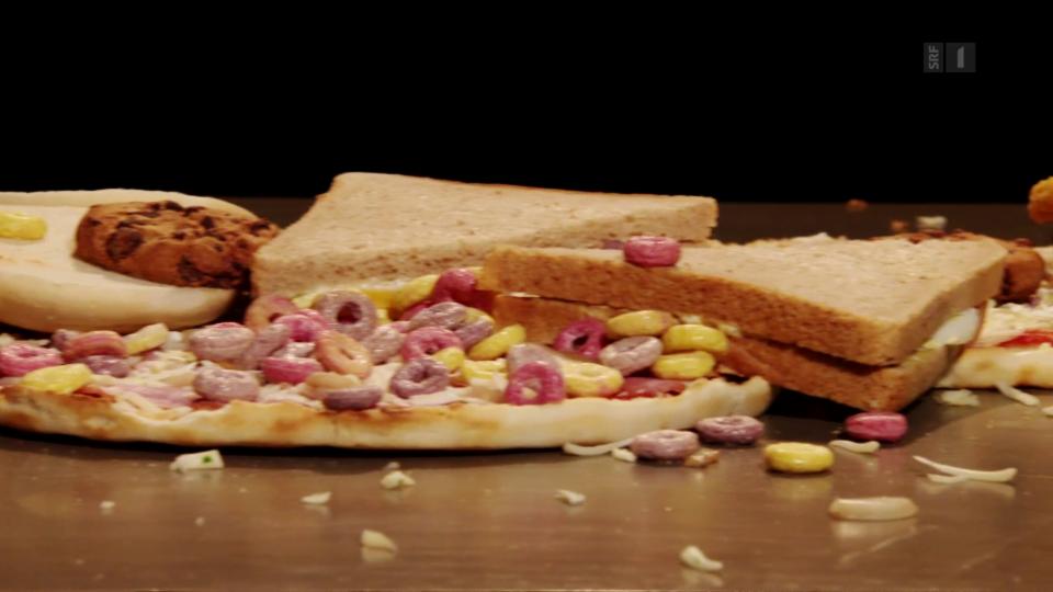 Die Konsistenz verarbeiteter Lebensmittel hat einen Einfluss auf die Hungerhormone.