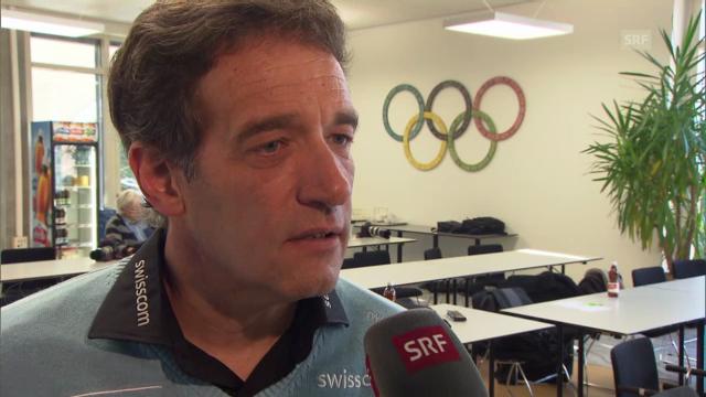Ski alpin: Interview mit Dierk Beisel