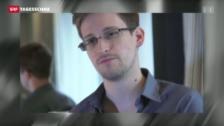 Video «Snowden nicht mehr in Hongkong» abspielen