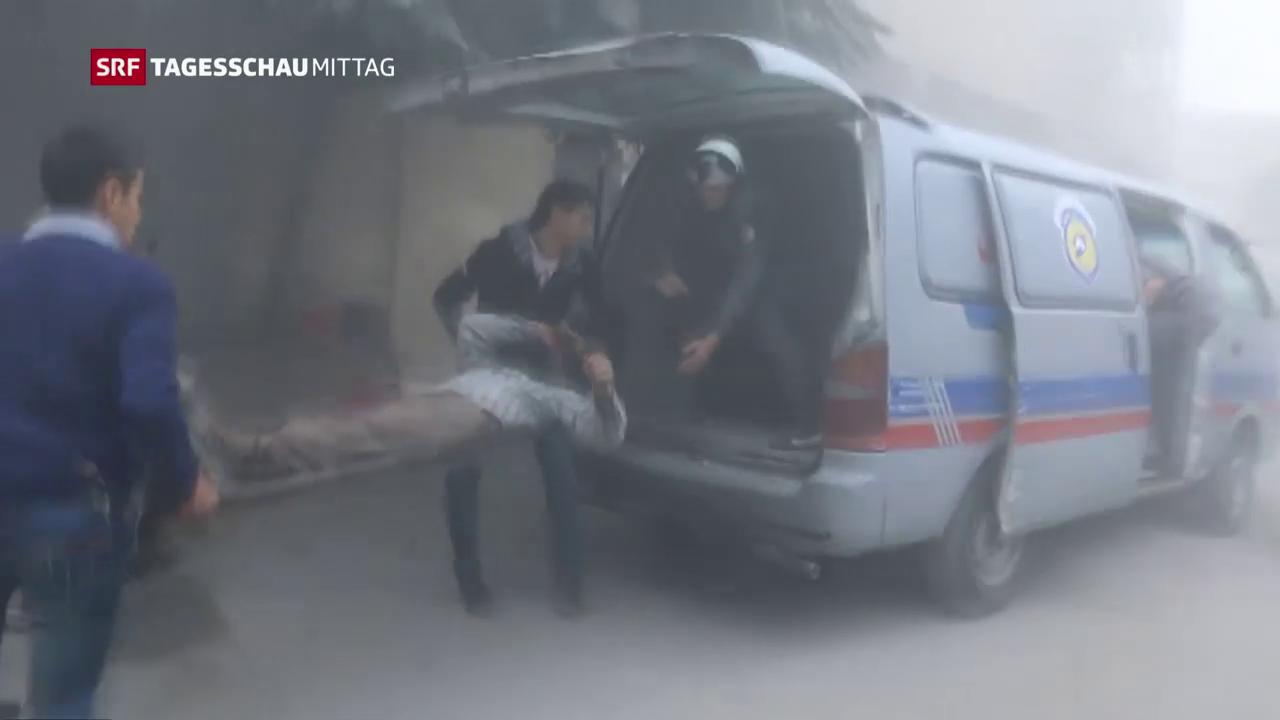 Keine Kampf-Pause in Syrien