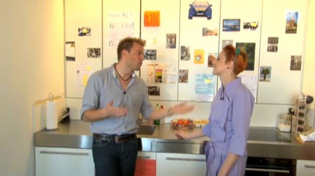 Video ««Eiskalt serviert» Folge 1: Jonny Fischer» abspielen