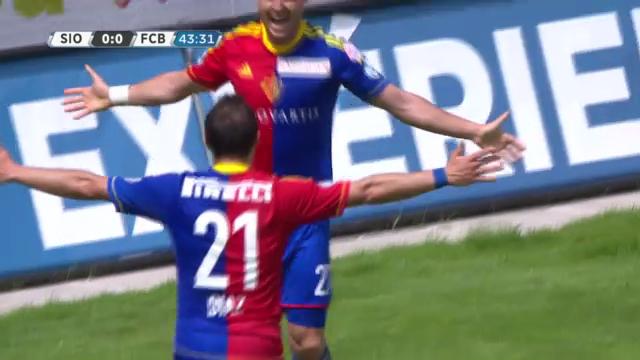 Highlights Sion - Basel («sportlive»)