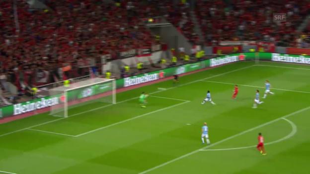 Video «Fussball: CL-Playoffs, Mehmedis 2:0» abspielen