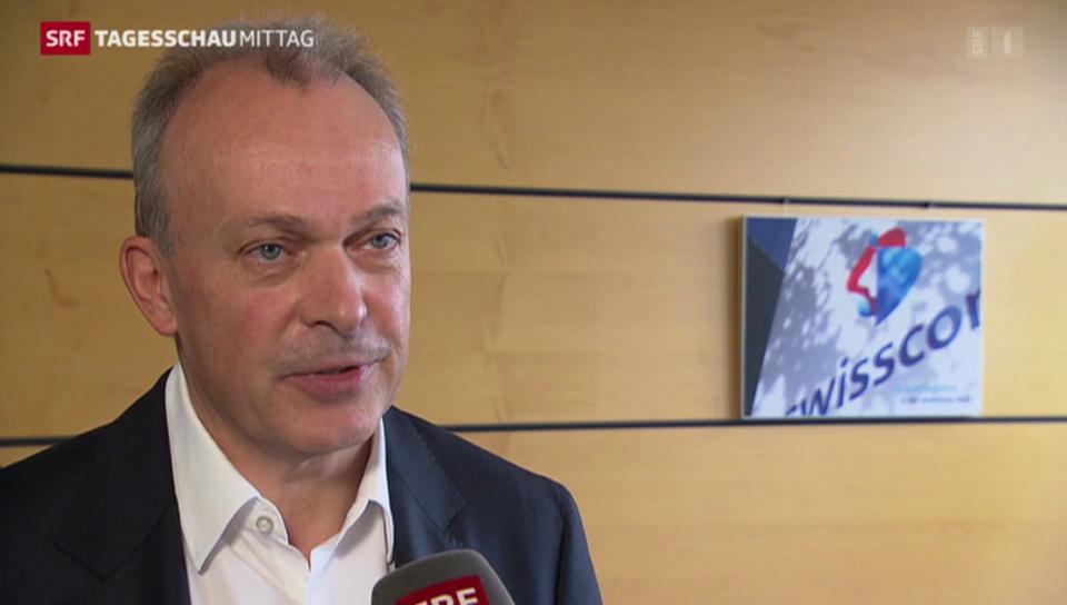 Swisscom verdient mehr als letztes Jahr