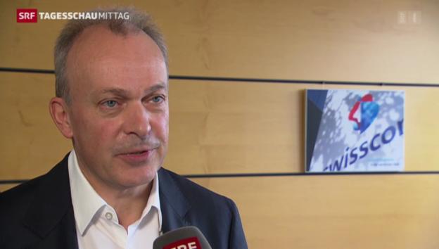 Video «Swisscom verdient mehr als letztes Jahr» abspielen