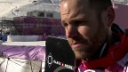 Video «Snowboard: Parallel-Slalom, Interview mit Philipp Schoch (sotschi direkt, 22.02.2014)» abspielen