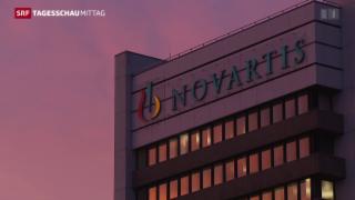 Video «Novartis enttäuscht» abspielen