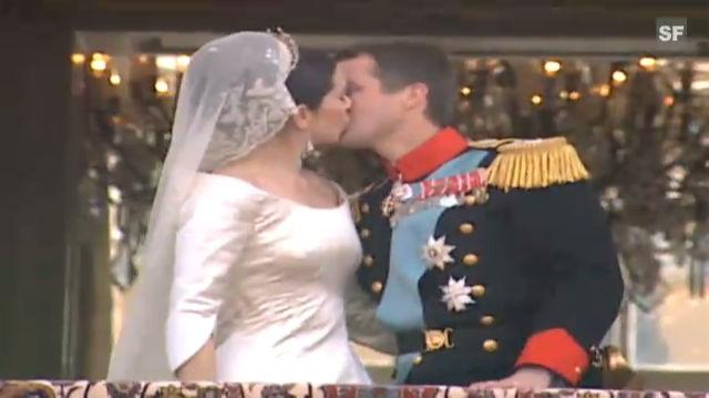 Prinz Frederik und Prinzessin Mary (Hochzeit)
