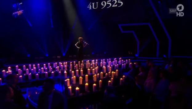 Video «Moment der Stille am «Echo»» abspielen