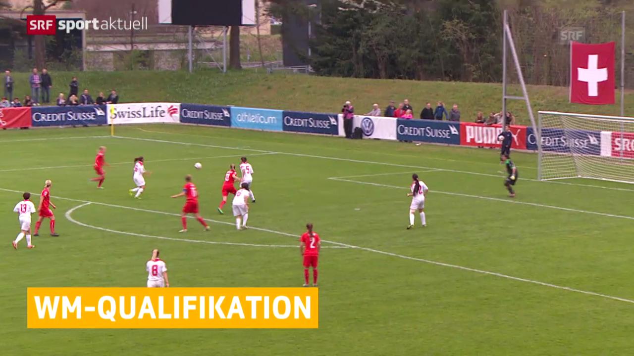 Schweiz - Malta (sportaktuell, 5.4.2014)