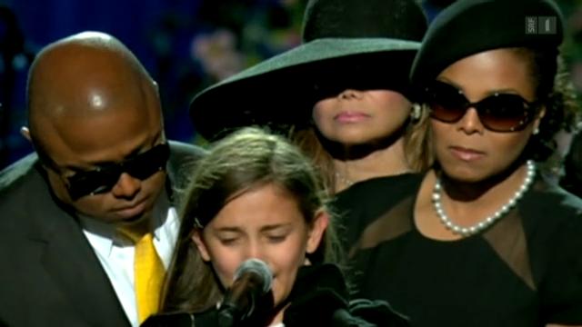 Das harte Los eines prominenten Kindes: Paris Jackson