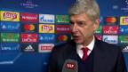 Video «Wenger: «Das ist eine positive Überraschung»» abspielen