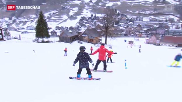 Video «Stadtkinder im Schnee» abspielen