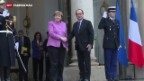 Video «EU-Politiker weiterhin uneins bei Flüchtlingsfrage» abspielen