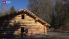 Video «Keine neue Heidihütte» abspielen