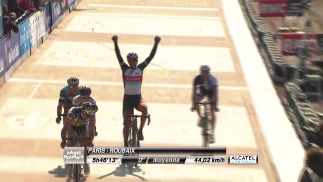 Höhepunkte von Paris - Roubaix («sportlive»)